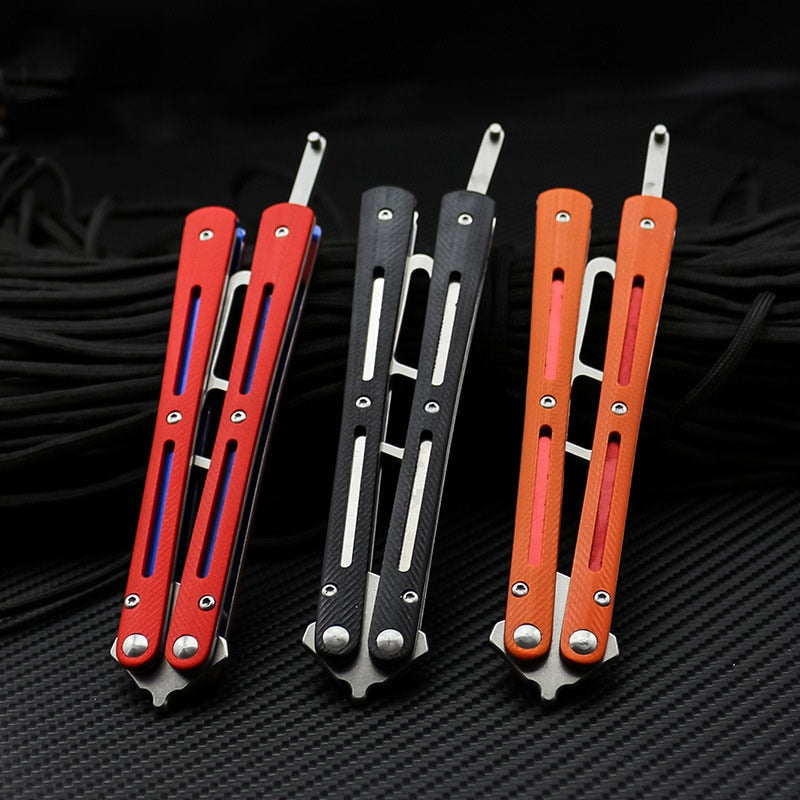 Folding Butterfly Trainer Knife