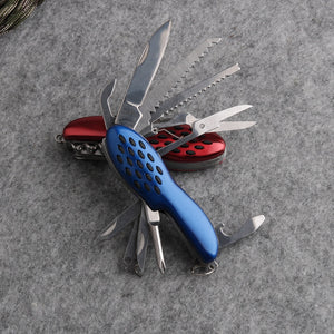 11in 1 Multifunction Swiss Knife