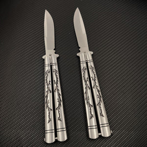 Butterfly Dragon Practice Knife
