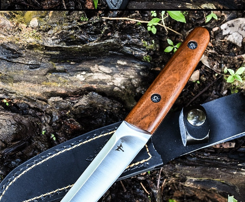 Voltron outdoor survival tactics straight knife
