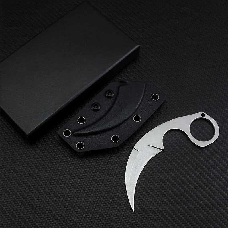 Karambit Fixed Blade Knife