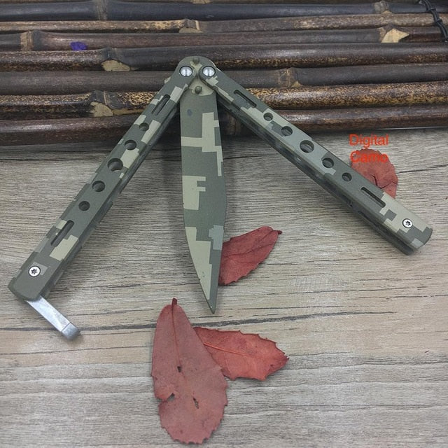 Butterfly Practice Knife