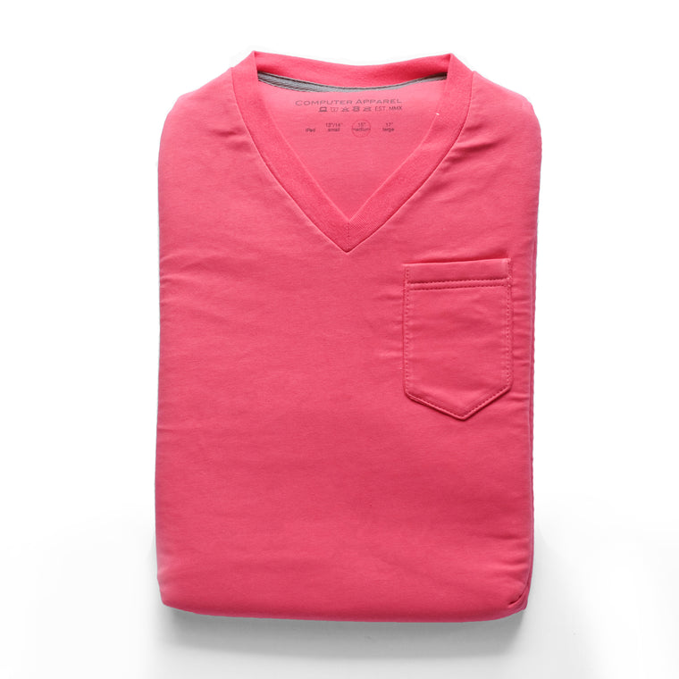 V-Neck Tee Laptop Sleeve 15