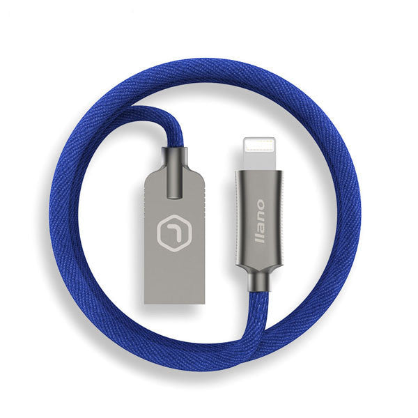 iPhone Cable 2.4A Fast Charging