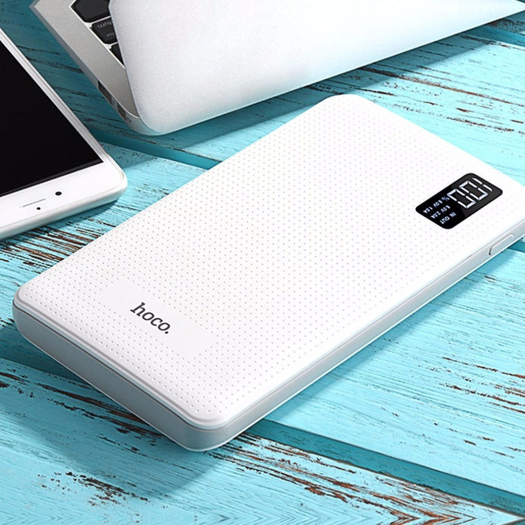 30,000 mAh Power Bank - Portable Charger