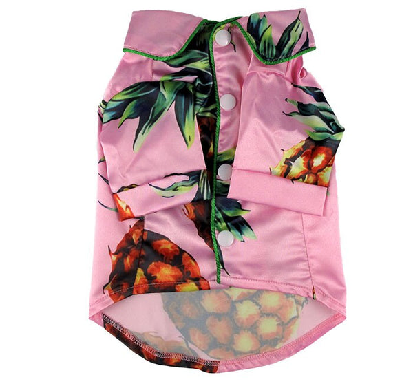 Feeling Tropical? Dog Shirt