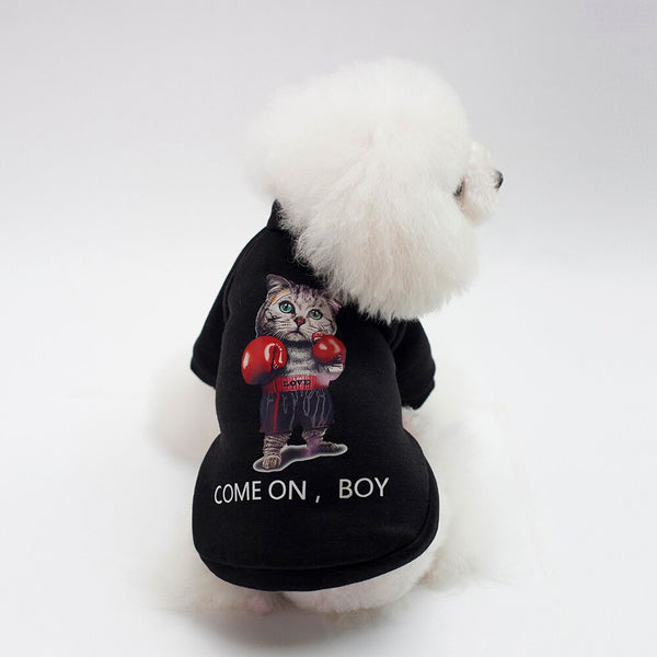 Come on Boy Dog Tshirt