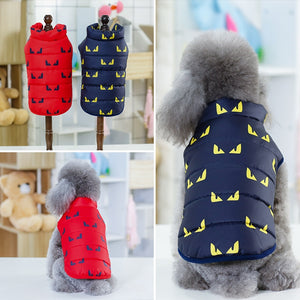Monster Eyes Dog Vest