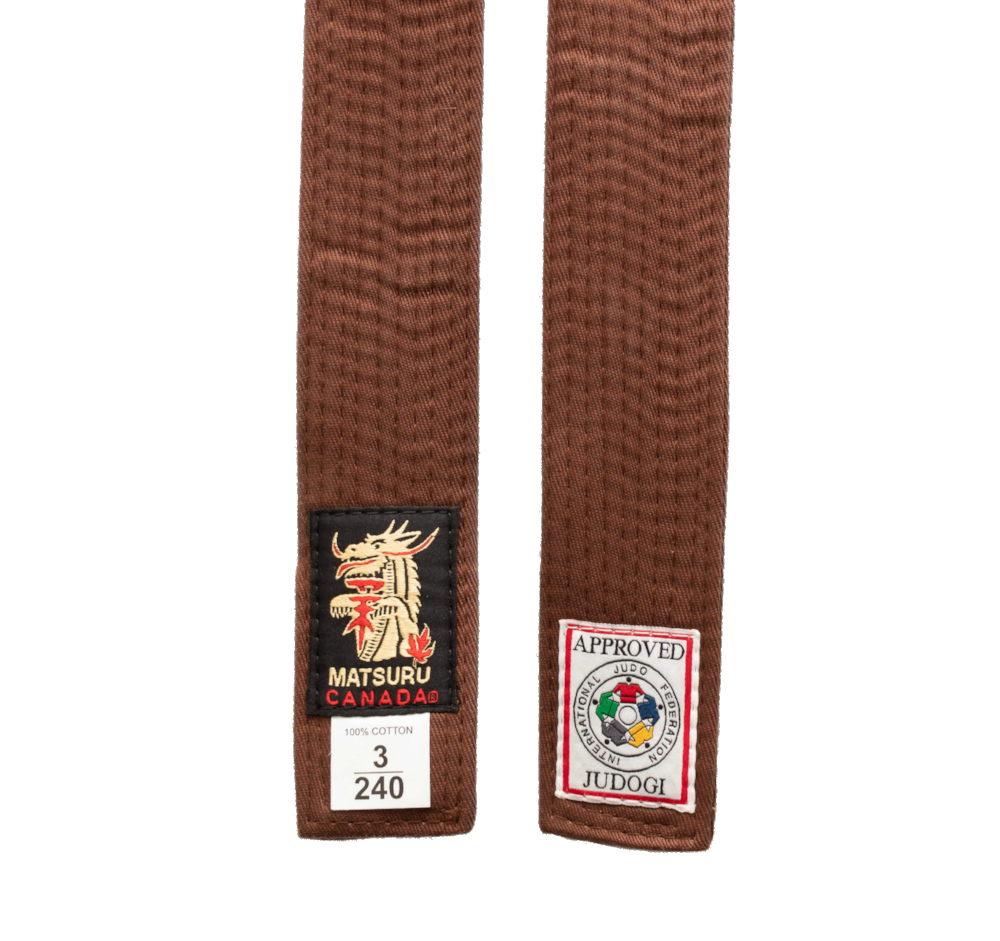 IJF Approved Belt