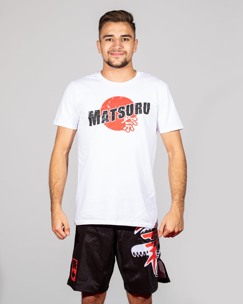 "Matsuru ""Red Sun"" T-shirt"
