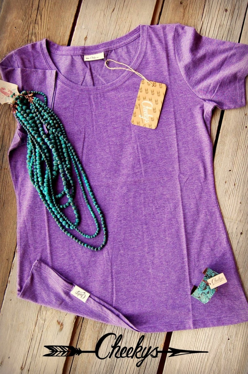 Nightshade Scoop Layering Tee