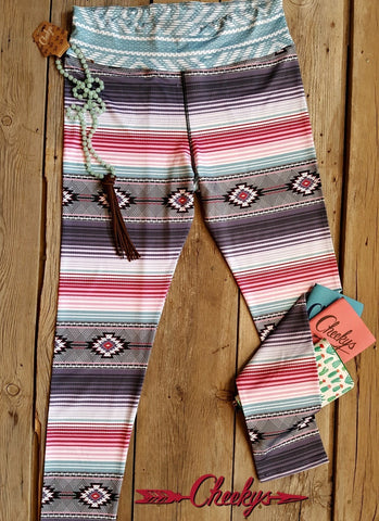 Rachal Serape Leggings
