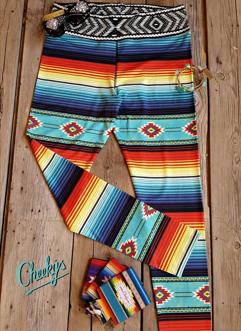 Erica Serape Leggings