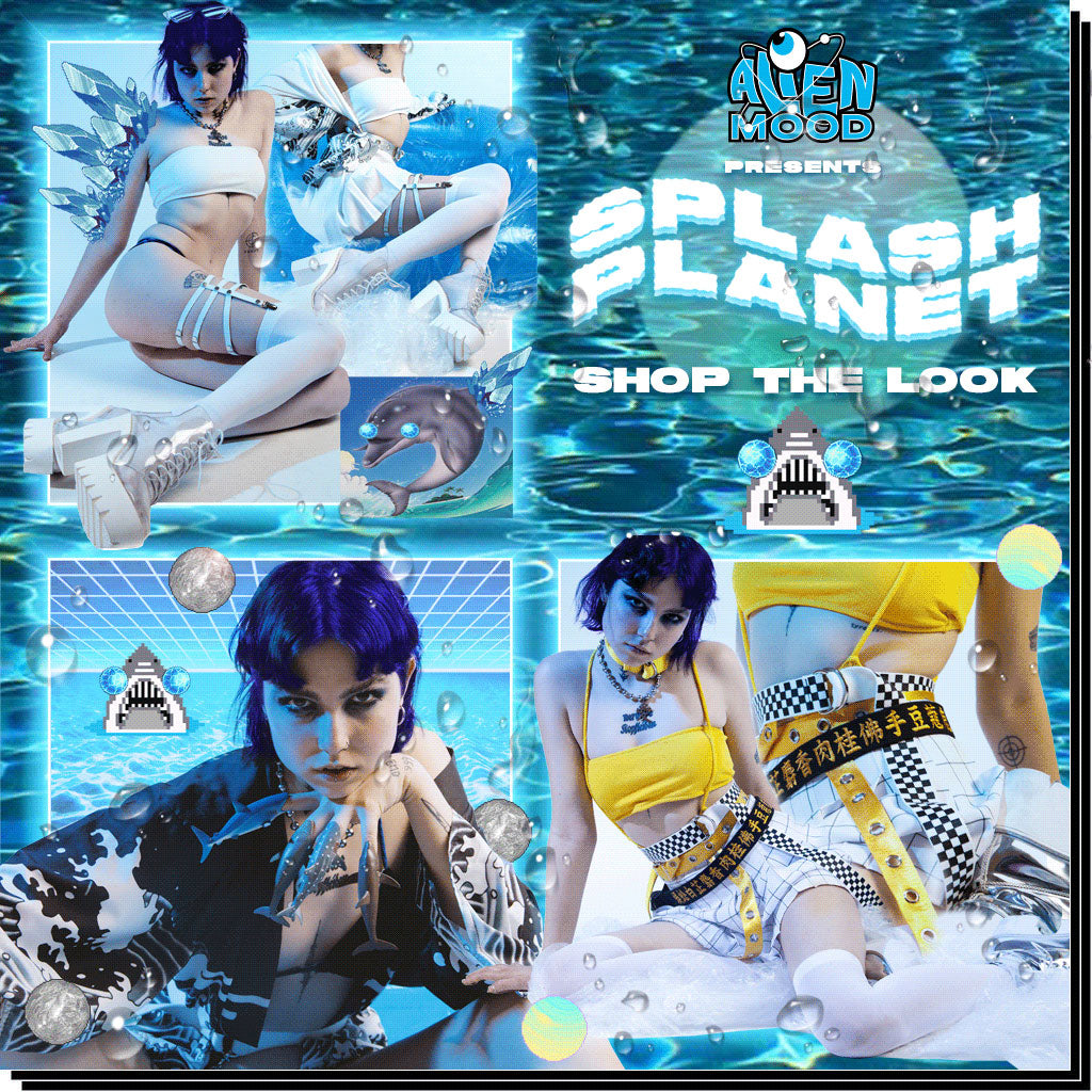 Look Splash Planet Collection Banner