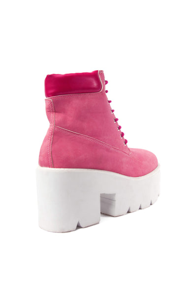 Spaceman Cleated Chunky Boots (3 Colors)