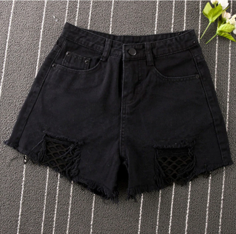 Crater Mesh Shorts