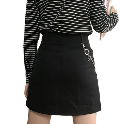 Chained Up Skirt