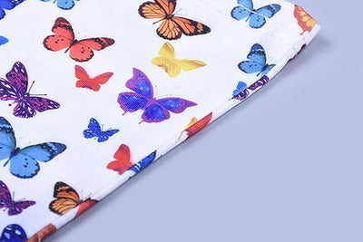 Butterfly Away Bandeau Top
