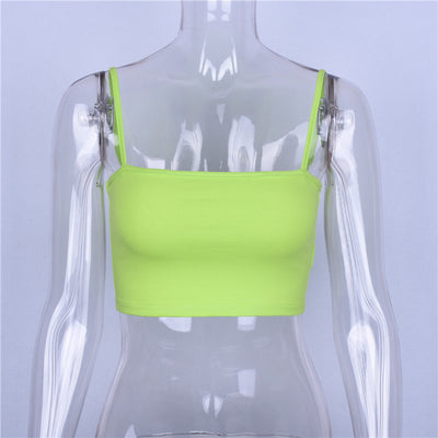Toxic Crop Top