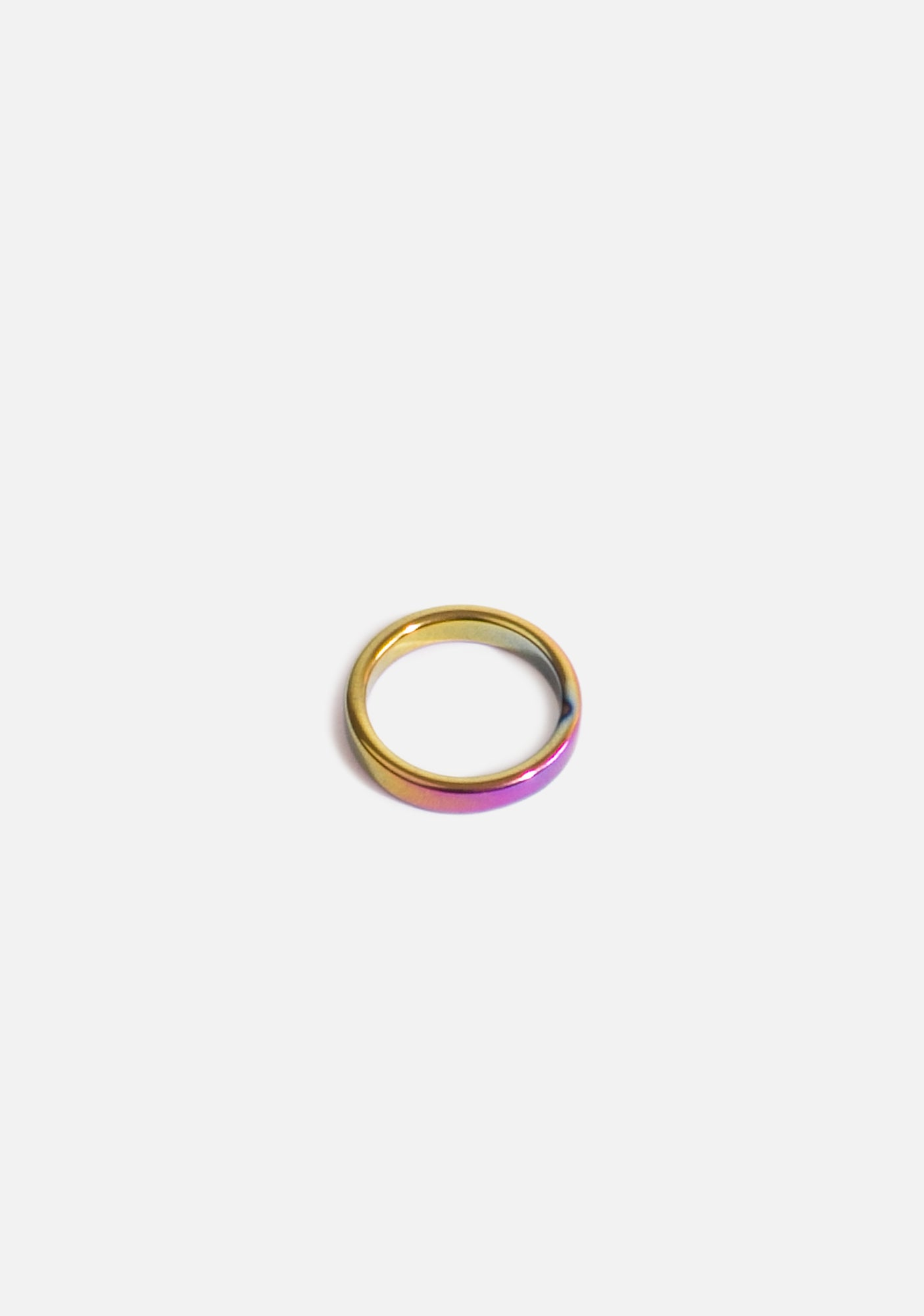 Futura Metallic Ring