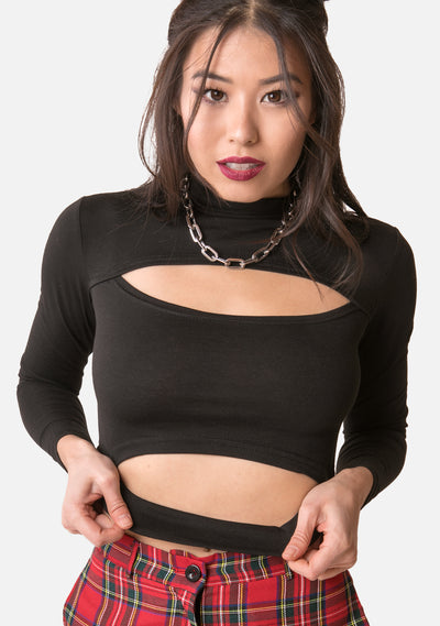 Rituals Cut Out Top