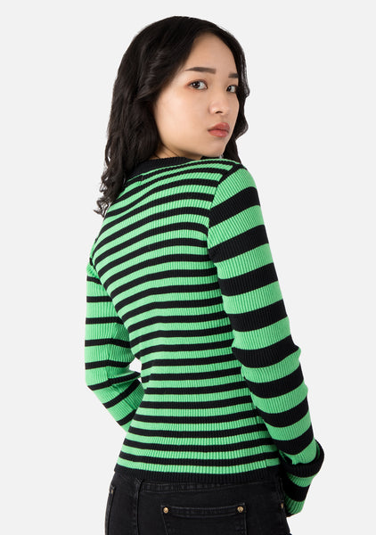 Lust Striped Top
