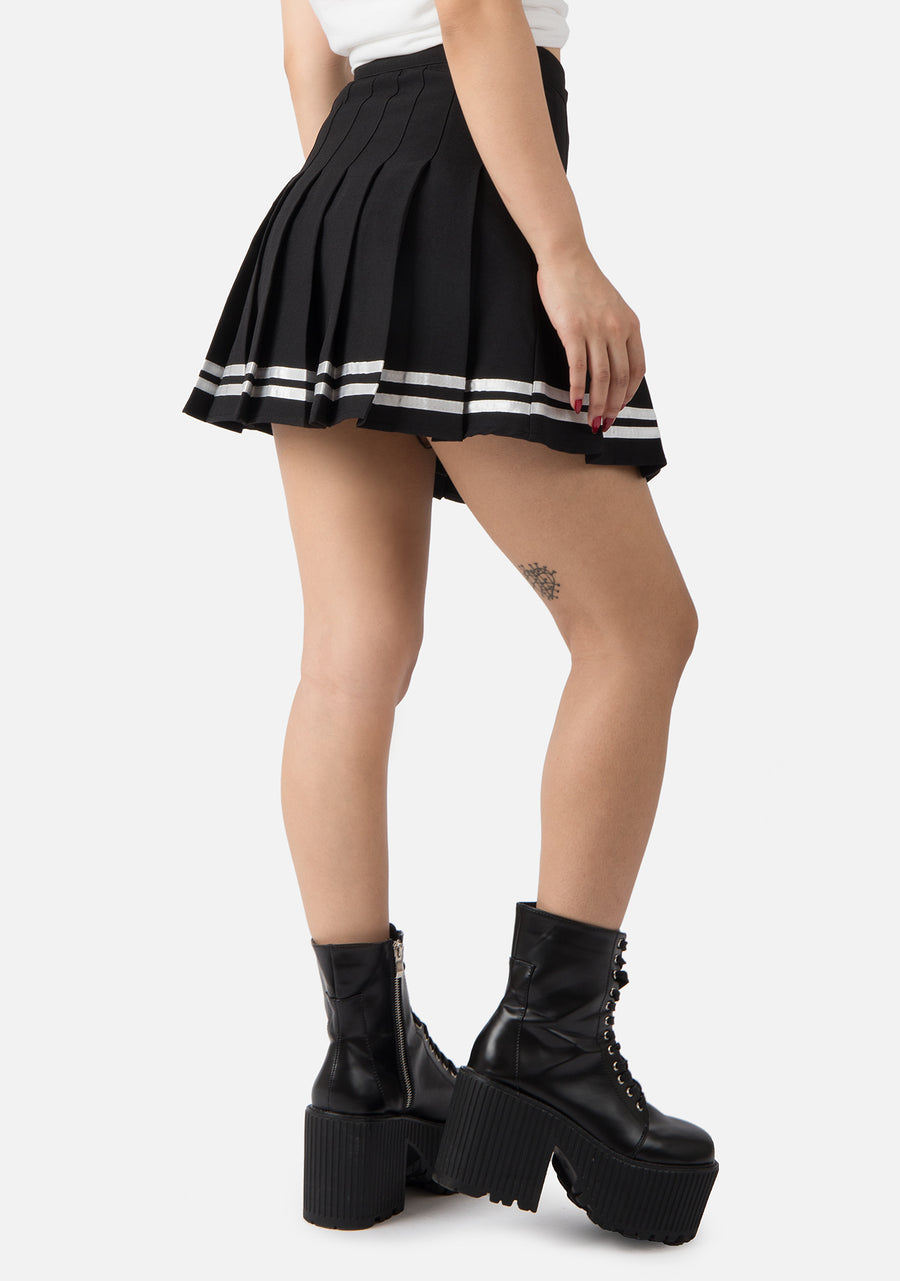 Crybaby High Waisted Mini Skirt (3 Colors)