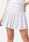 Skools Out Kawaii High Waist Skirt (4 Colors)