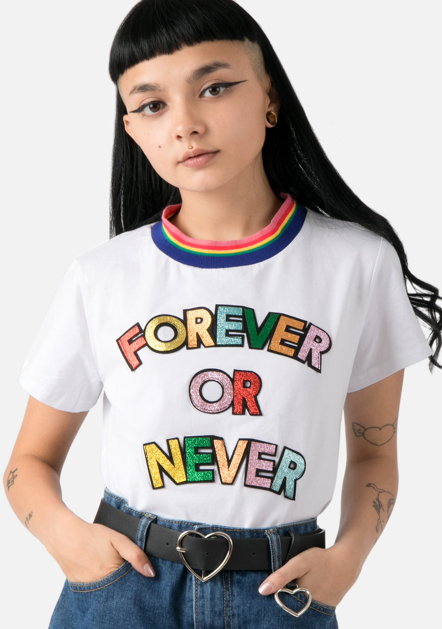 Forever Or Never T Shirt