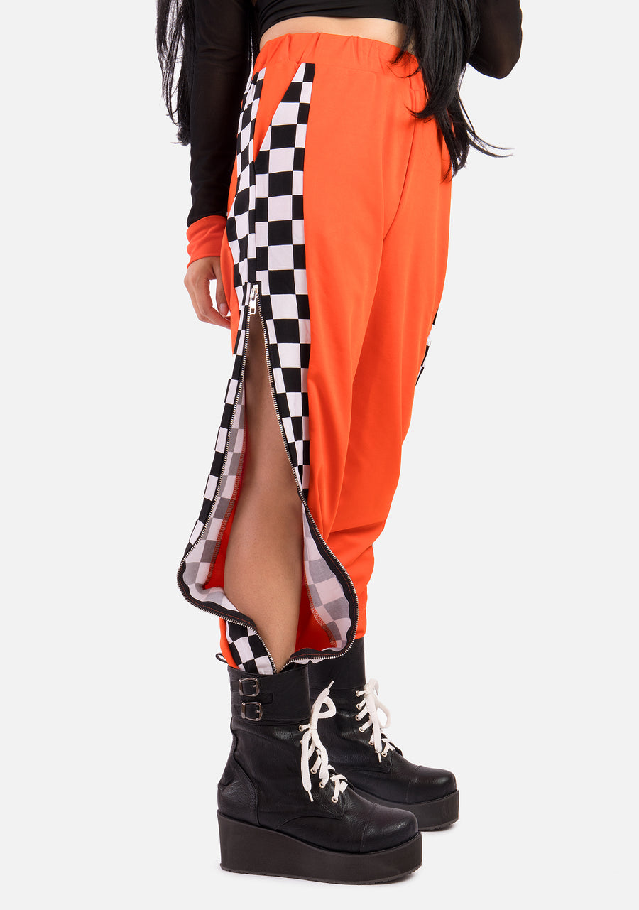 Weekend Checkerboard Pants