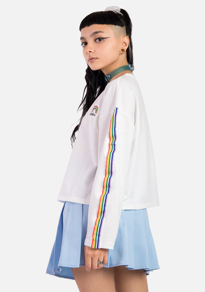 Silver Linings Rainbow Long Sleeve (2 Colors)