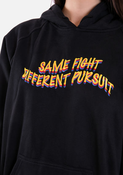 Different Pursuit Hoodie