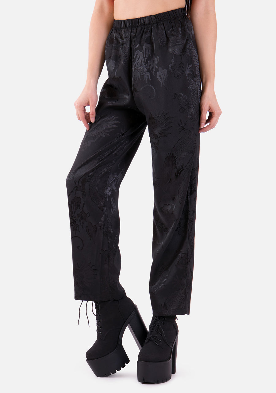 Fiya Dragon Pants (2 Colors)