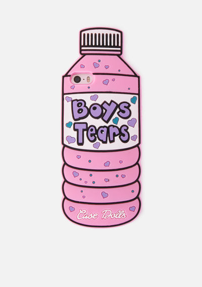 Boys Tears Phone Case
