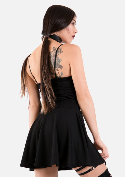 Trouble Maker Corset Dress