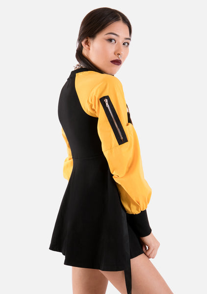 Star Racer Dress (2 Colors)