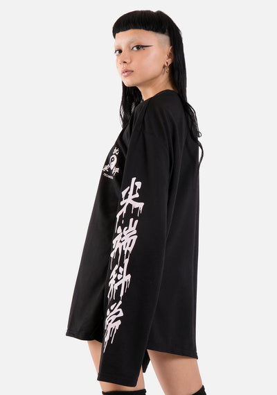 Dark Dispute Long Sleeve Shirt