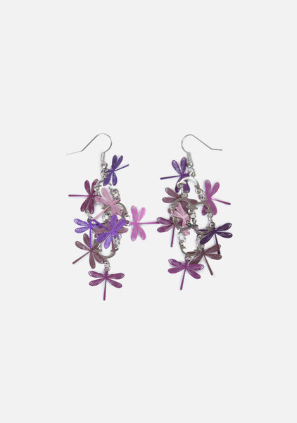 Dragonfly Earrings (4 Colors)