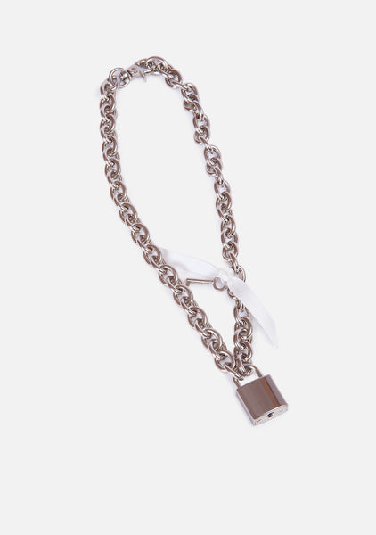 Lockdown Chain Necklace