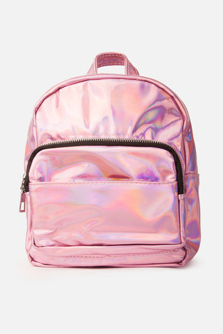 Nymphadora Holographic Mini Backpack (2 Colors)