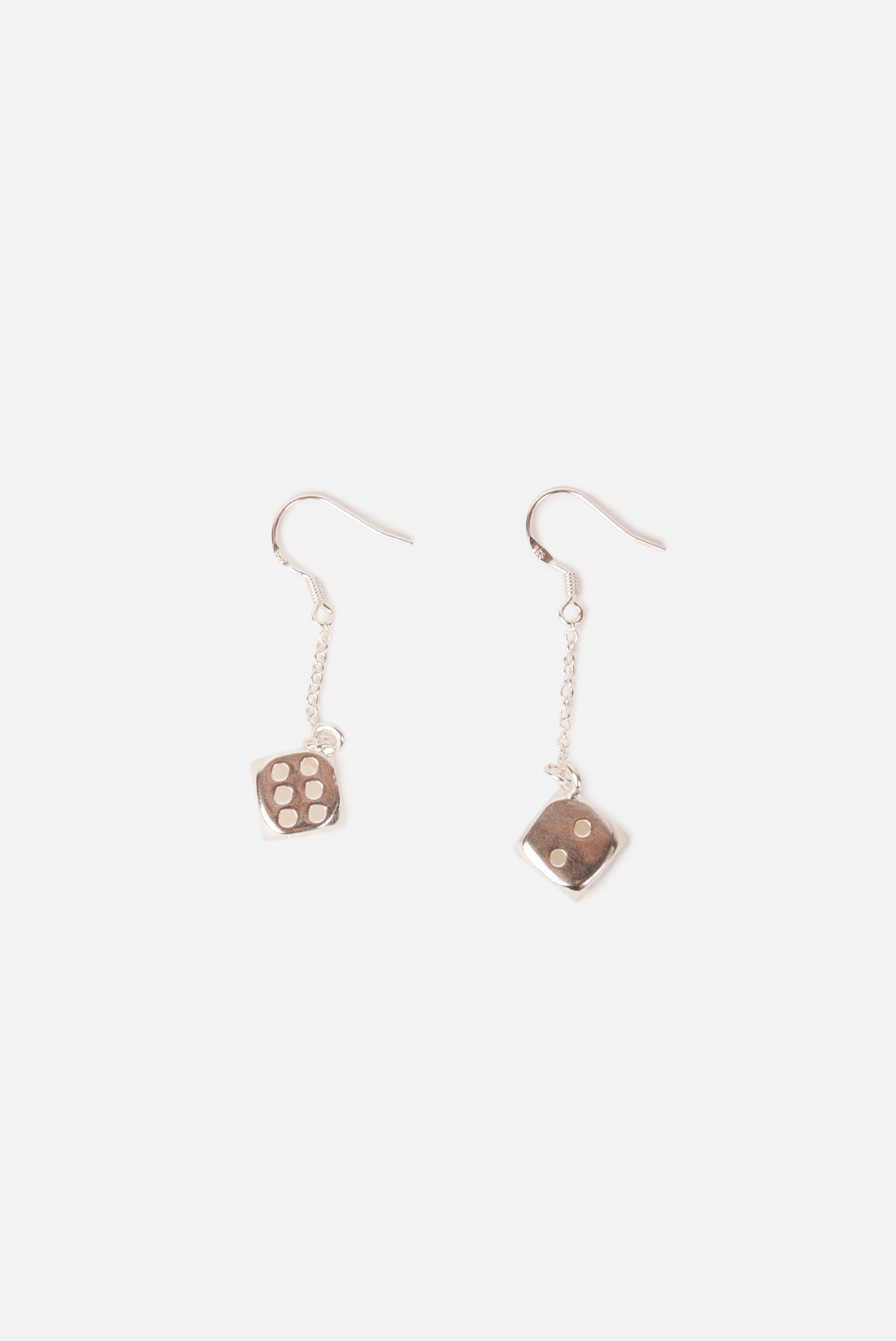 Lucky Streak Dice Earrings