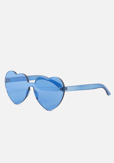 Loverz Heart Sunglasses (7 Colors)