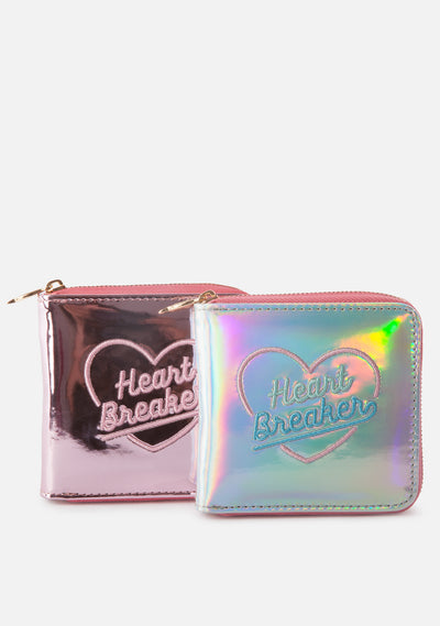 Heart Breaker Wallet (3 Colors)