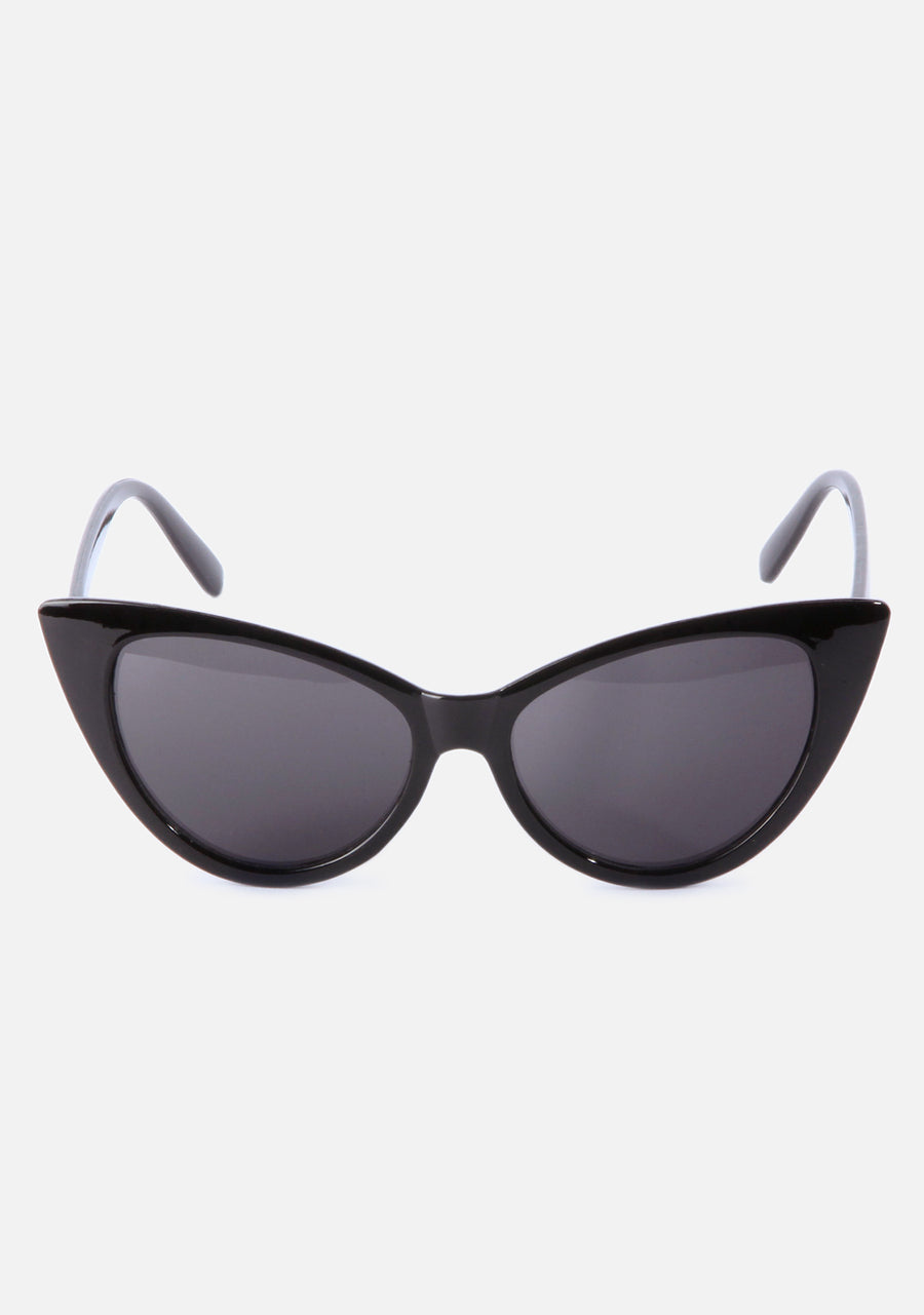 Cat Eyed Sunglasses (5 Styles)
