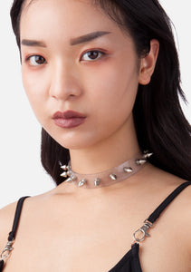 Spiker Choker (8 Colors)