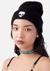 Abduct Me Beanie (4 Colors)