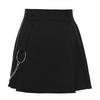 Dominate Chain Skirt (2 Colors)