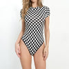 Wanderer Checkerboard Bodysuit