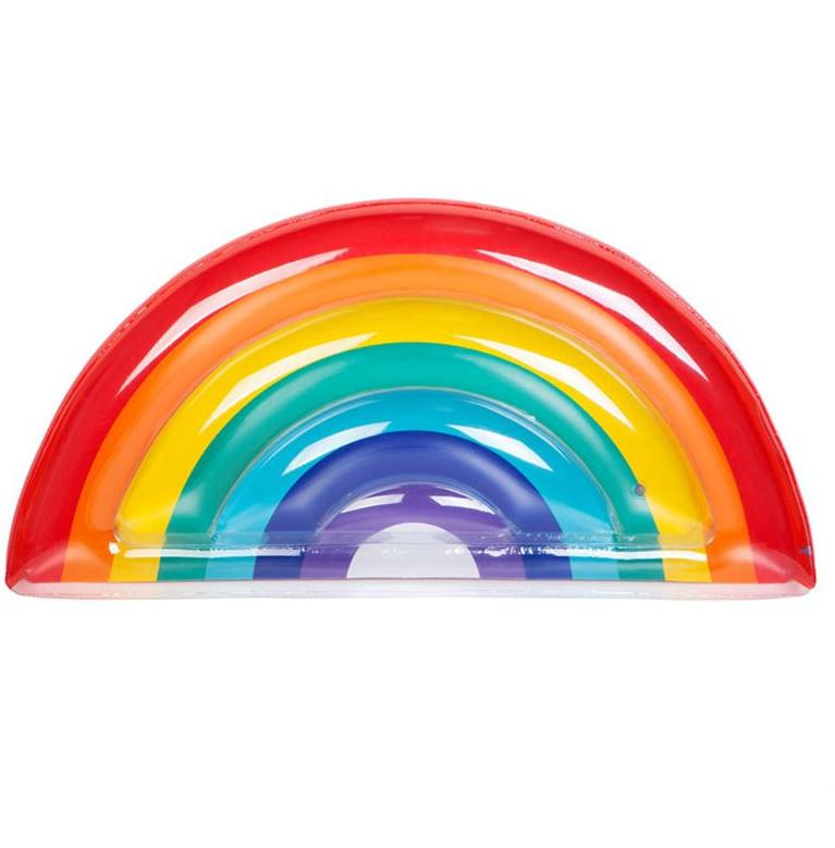 Rainbow Pool Float