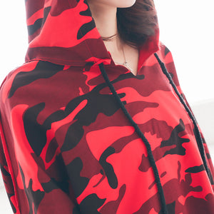 Under Cover Camouflage Hoodie (2 Colors)